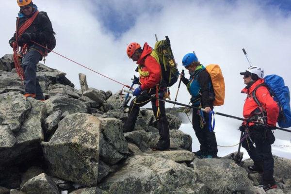 La Hazaña De Cinco Montañeros Ciegos En Noruega Busca Nuevos Desafíos