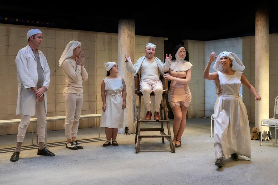 Cáscaras Vacías, La Obra De Teatro Que Demuestra Que Todo Es Posible