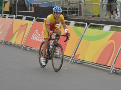 Ciclismo En Ruta De Carretera C1-2-3, Santas Asensio