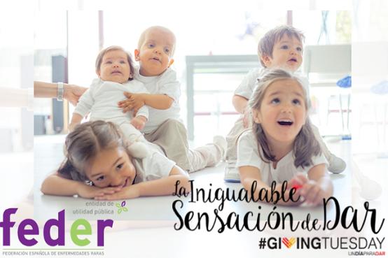 Llega El #GivingTuesday, Un Día Para Dar En Vez De Comprar