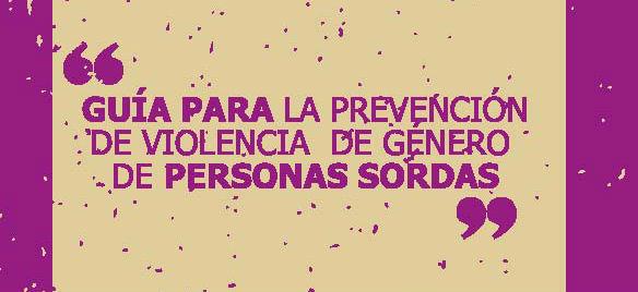 Lengua De Signos Para Combatir La Violencia De Género Entre Las Mujeres Sordas