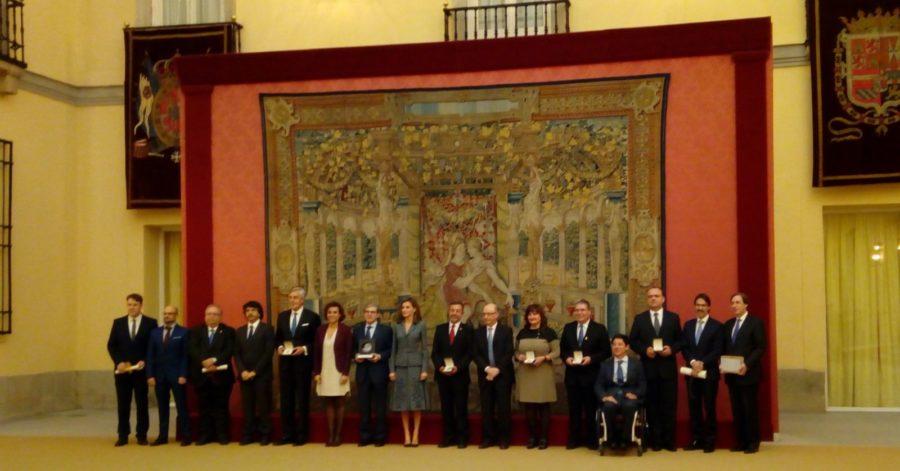 Calidad Pascual, Plena Inclusión Madrid Y El Filántropo Mexicano Fernando Landeros Reciben Los Premios Reina Letizia