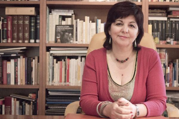 Dra. Mª Nieves Martínez Hidalgo, Presidenta De La Fundación Cattell Psicólogos