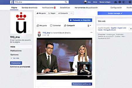 Facebook Live Y Youtube Como Revolución De La Lengua De Signos
