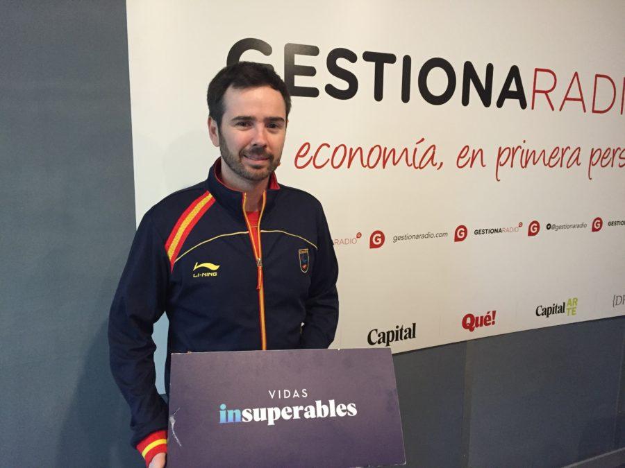 Álvaro Valera, Protagonista Del Programa De Radio De Vidas Insuperables