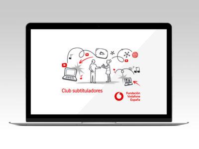 Club Subtituladores Vodafone