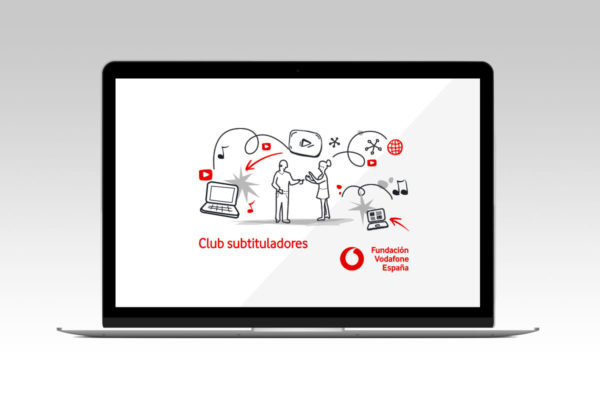La Fundación Vodafone Publica La Iniciativa Pionera De Vidas Insuperables De Hacer Accesible La Radio Para Las Personas Sordas