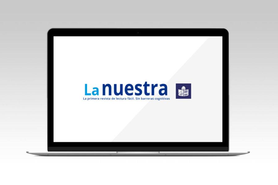 Los Contenidos De Vidas Insuperables Se Podrán Leer En La Nuestra, La Primera Revista De España En Lectura Fácil Para Personas Con Discapacidad Intelectual