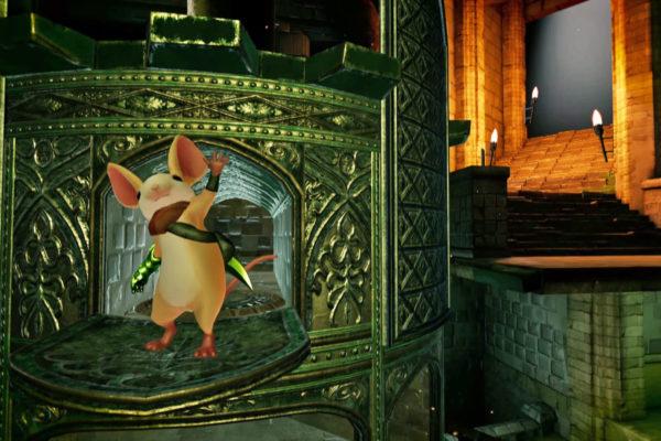 Una Ratoncilla Sordomuda, Protagonista De Un Nuevo Juego Inclusivo De PlayStation
