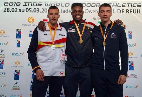 Francisco Pérez Carrera Consigue 6 Medallas En El Mundial De Atletismo Para Deportistas Con Discapacidad Intelectual
