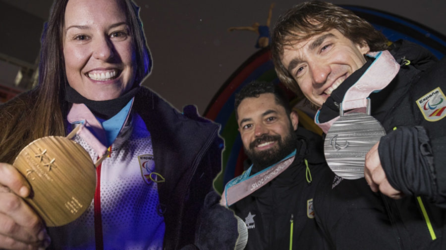 España Regresa De Pyeongchang 2018 Con 2 Medallas Y 4 Diplomas
