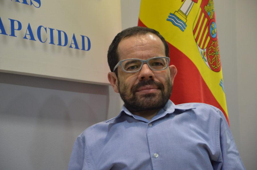 """""""Las Personas Con Discapacidad Queremos Formar Parte Del Progreso De España"""""""
