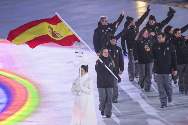 El Penúltimo Esfuerzo De España En Los Juegos Paralímpicos