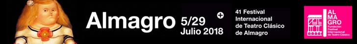 Festival de Teatro de Almagro 2018