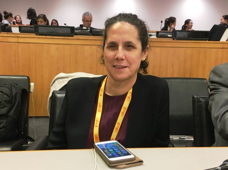 La Discapacidad Se Abre Paso En La ONU