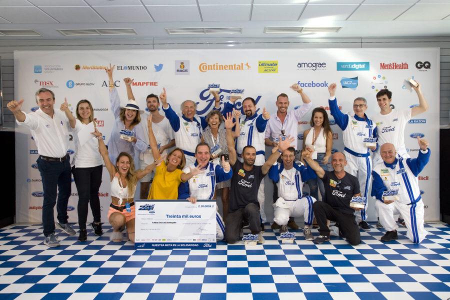 Una Expedición Médica A Mozambique, Iniciativa Ganadora De Las XV 24 Horas Ford