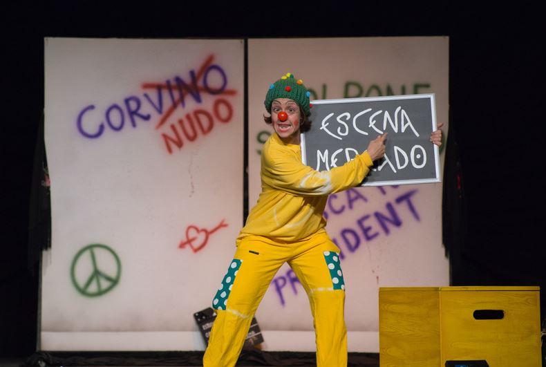 """Actores Ciegos Ponen En Escena Una Versión Inclusiva De """"Volpone El Magnífico"""""""