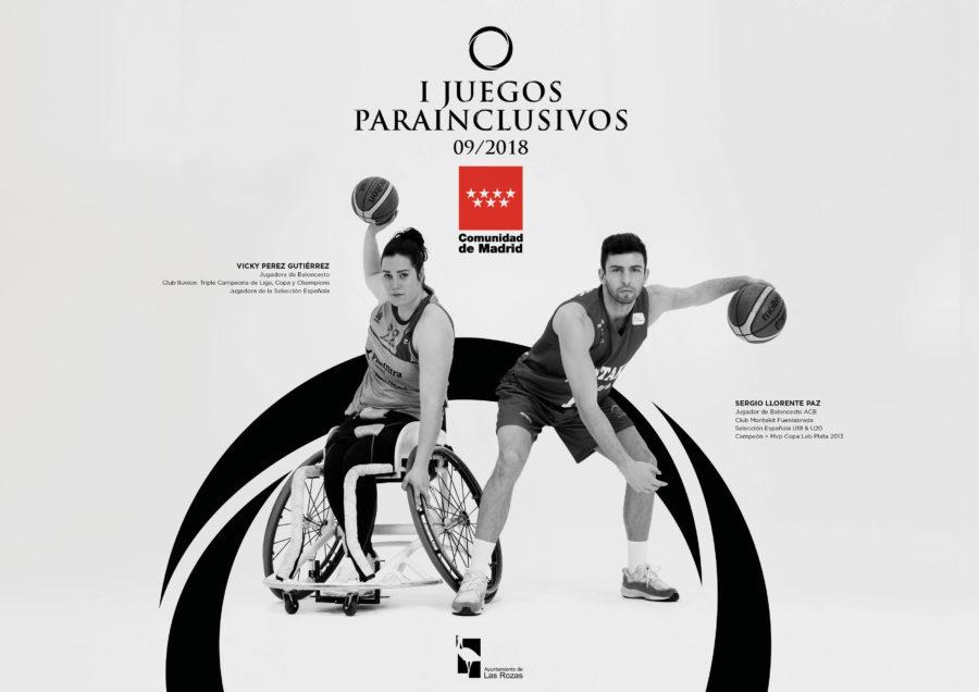 Los Madrileños, Con El Deporte Paralímpico