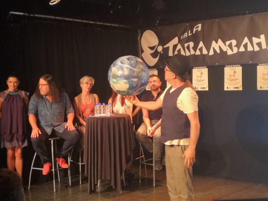 Teatro Brut, Una Escuela Donde No Existen Las Limitaciones