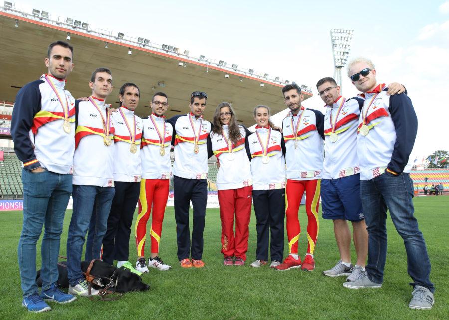 El Futuro Del Deporte Paralímpico Pasa Por Madrid