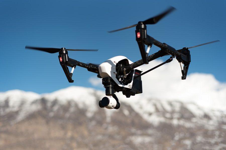 Inclusión A Vista De Dron