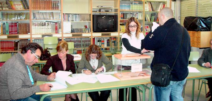 El Defensor Del Pueblo Estudiará La Posible Discriminación A Las Personas Con Discapacidad En Su Derecho Al Voto