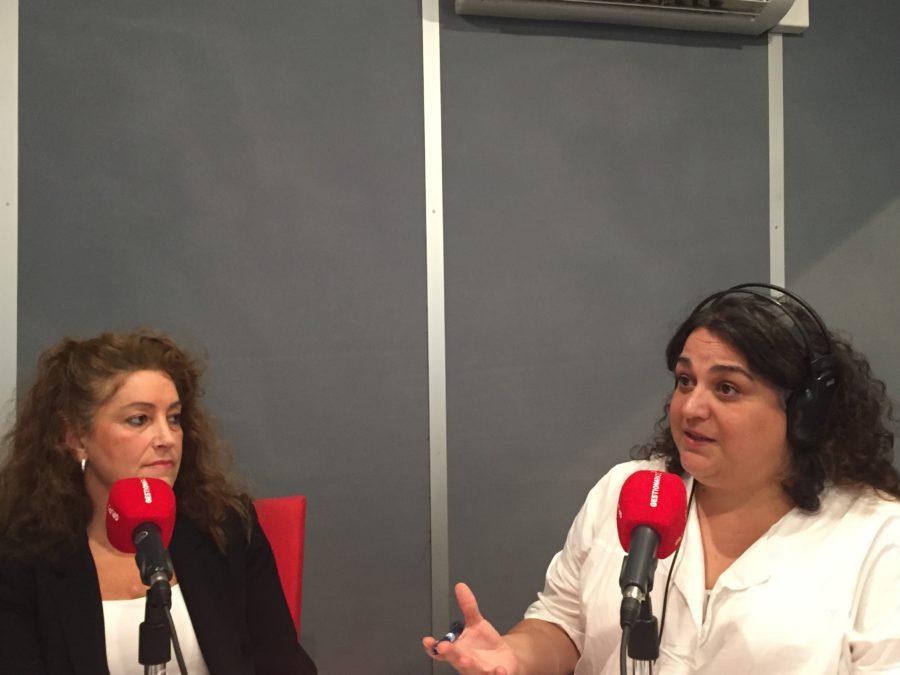 """La Radio Que Se Puede Leer """"es Un Paso En Pro De La Justicia Social"""", Según María José Rebollo"""