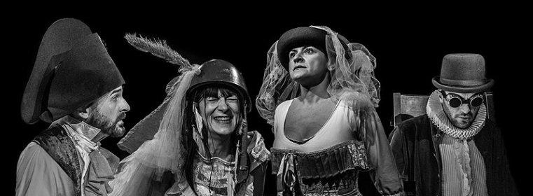 "Vidas Insuperables Sortea Entradas Cada Semana Para Asistir A La Obra De Teatro Inclusivo ""Tullidos"", En La Sala Tarambana De Madrid"