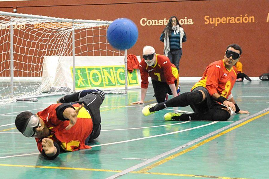 El Goalball Sale De Las Tinieblas