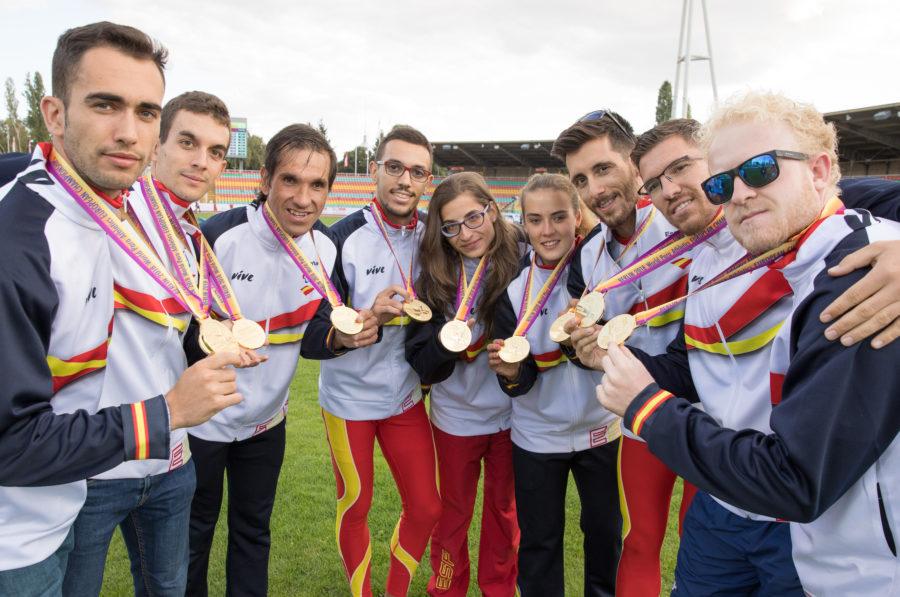 Las Estrellas Del Mañana Del Atletismo, El Bienestar Y Salud De Los Trabajadores, Y La Esperanza Frente Al Párkinson, En El Programa De Vidas Insuperables