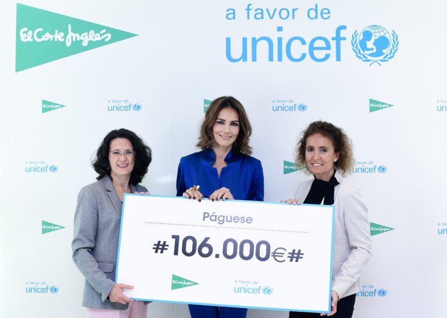 Más De 100.000 Euros Para La Infancia Desprotegida