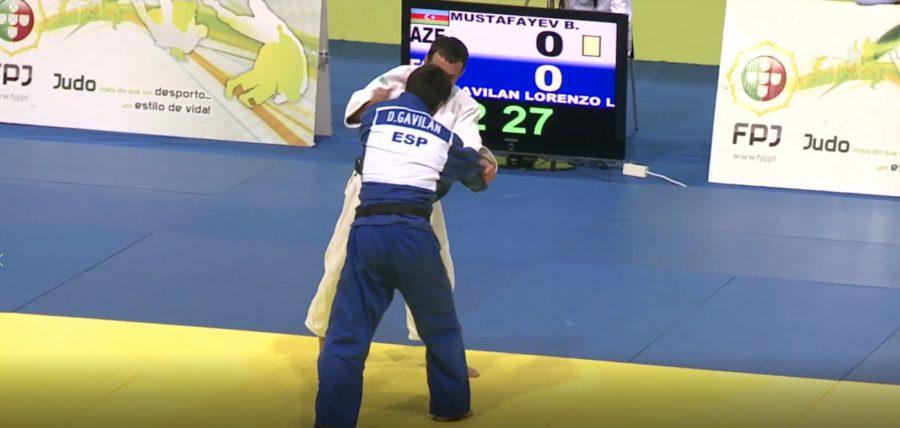 Un Fado Por Los Judokas Españoles