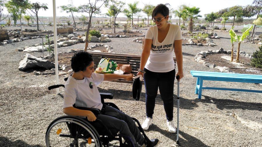 Las Aulas, El Tatami De La Inclusión