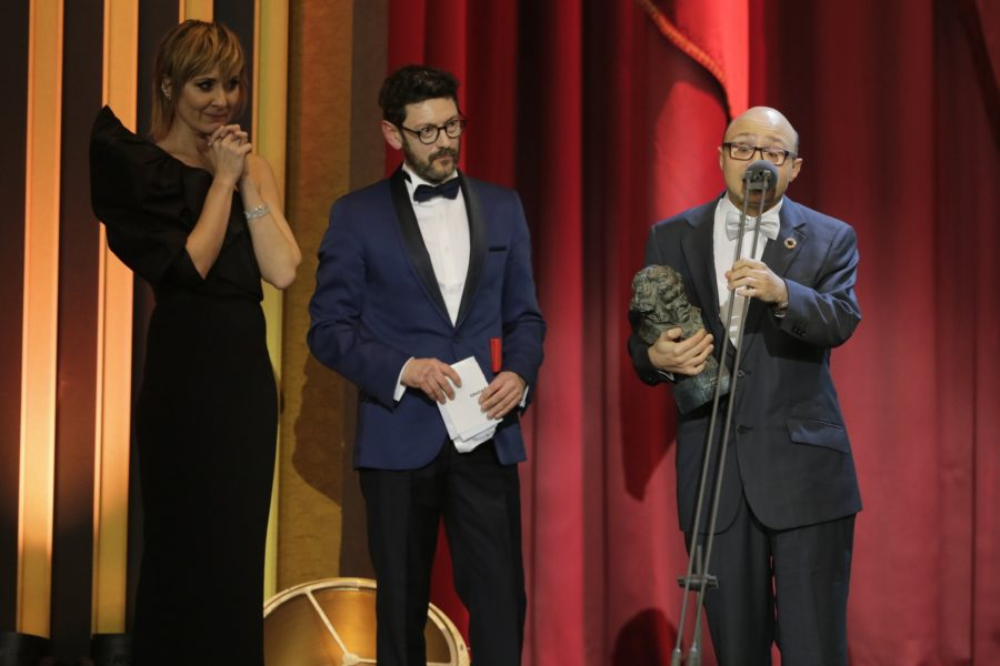 Jesús Vidal, El Goya Que Visibiliza A Las Personas Con Discapacidad