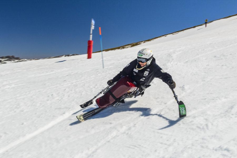 Cita Con El Esquí Adaptado En Sierra Nevada