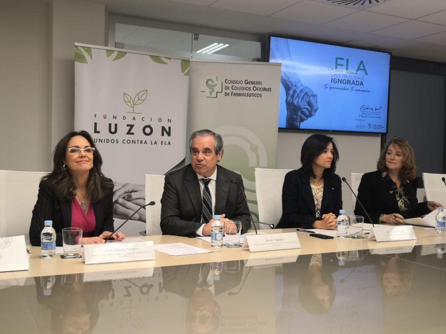 La Farmacia Española Construye Esperanza Frente A La ELA