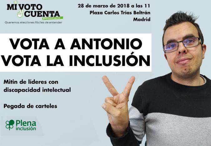 El Mitin De La Inclusión