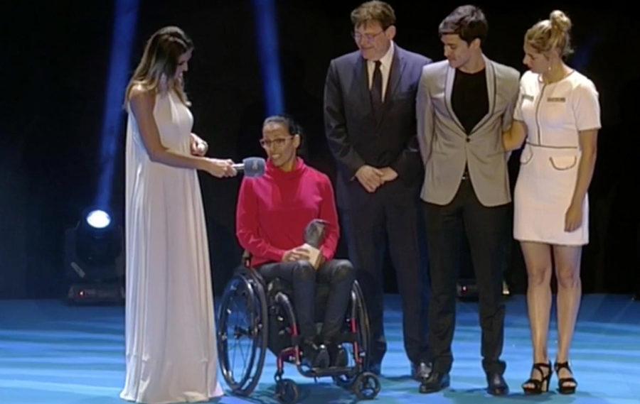 La Discapacidad, Protagonista De La Gala Del Deporte De La Prensa Deportiva