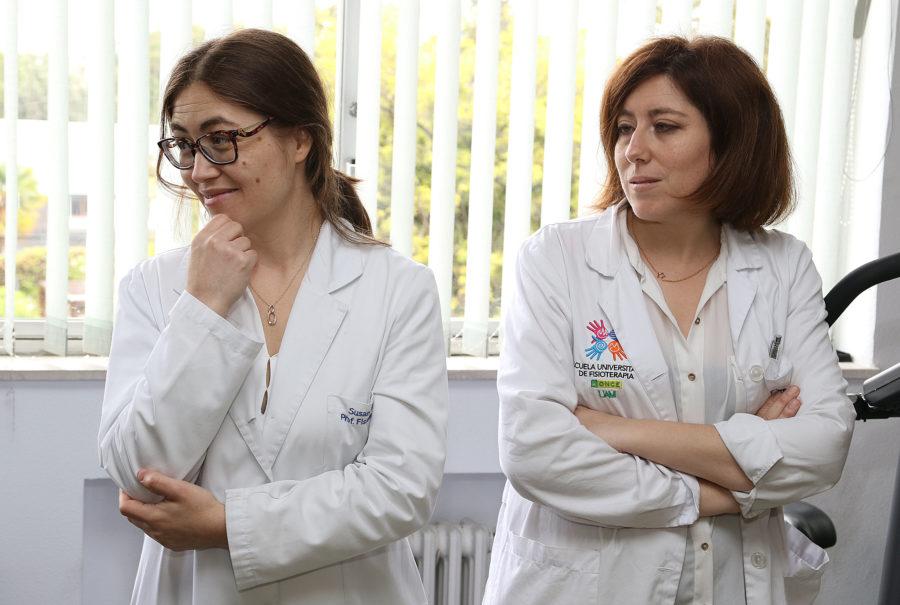 Dos 'profes' De Fisioterapia, Pioneras En La Investigación Del Síndrome De Fatiga Crónica/Encefalomielitis Miálgica