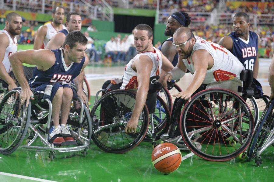 España Viaja A Texas Para Preparar El Europeo Masculino De Baloncesto En Silla De Ruedas
