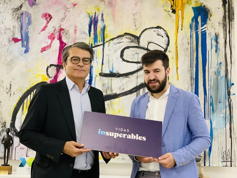 La Fundación Ángel Nieto Y Vidas Insuperables Firman Un Acuerdo Para Potenciar Y Divulgar El Legado Del Mítico Ángel Nieto Y Apoyar A Los Jóvenes Deportistas