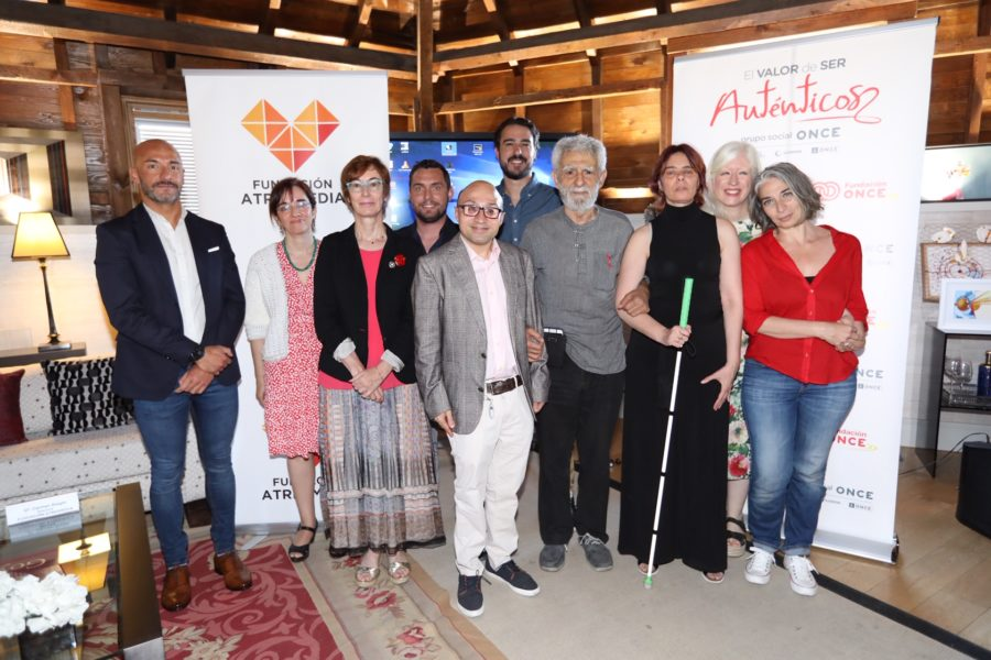 El Cine Y La Televisión Como 'embajadores' De La Discapacidad