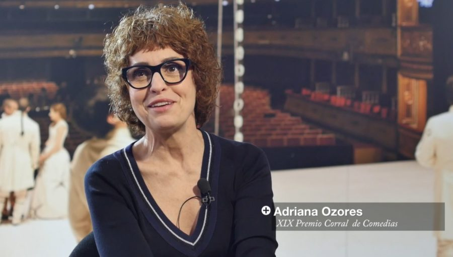 Adriana Ozores, XIX Premio Corral De Comedias