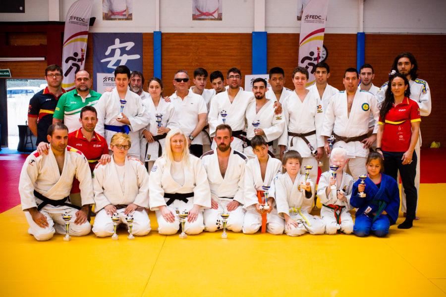 Los Judokas Hacen Valer Su Favoritismo En El Campeonato De España