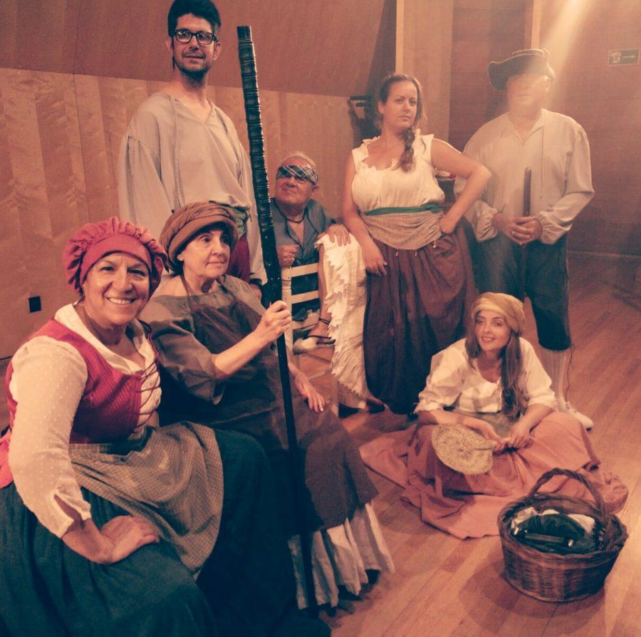Samaruc Teatre Recupera Los 'Cantares De Ciegos' En El Festival De Almagro