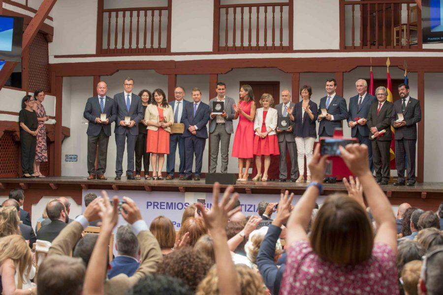 Y En Almagro, La Reina Premió La Inclusión