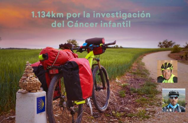 1.134 Kilómetros Para Un Desafío, Investigar El Cáncer Infantil