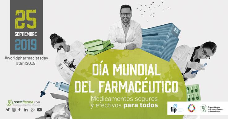 """""""Medicamentos Seguros Y Efectivos Para Todos"""", En El Día Mundial Del Farmacéutico"""