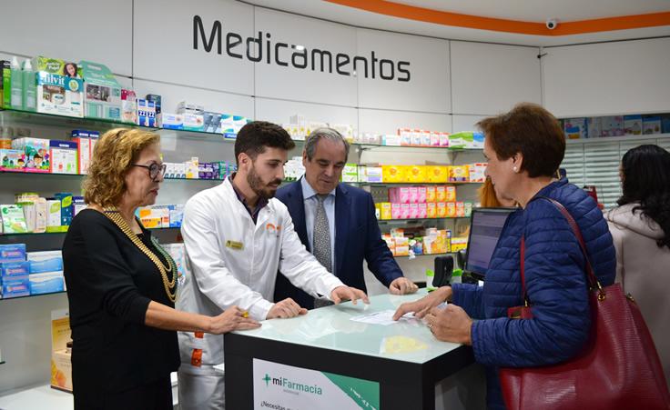 La España 'vaciada' Se Pone Al Frente De La Farmacia Asistencial