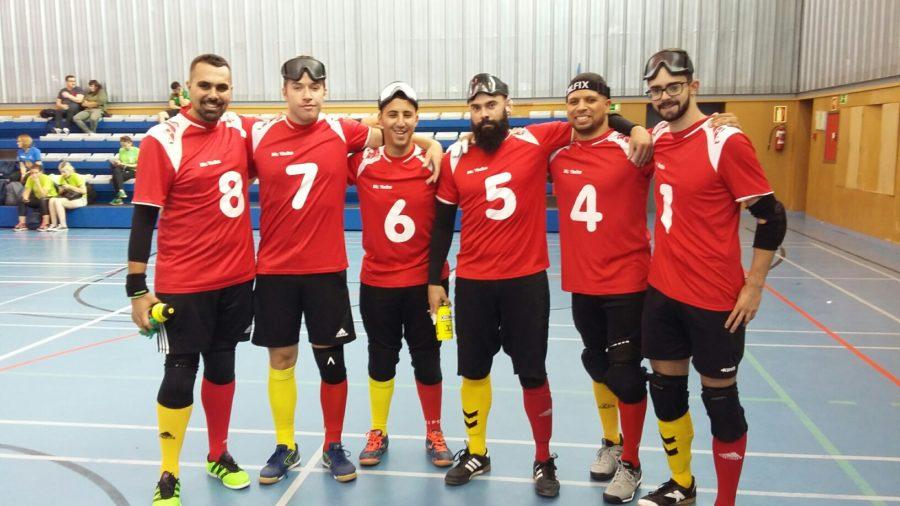 La 'roja' De Goalball Se Queda Fuera De Los Juegos